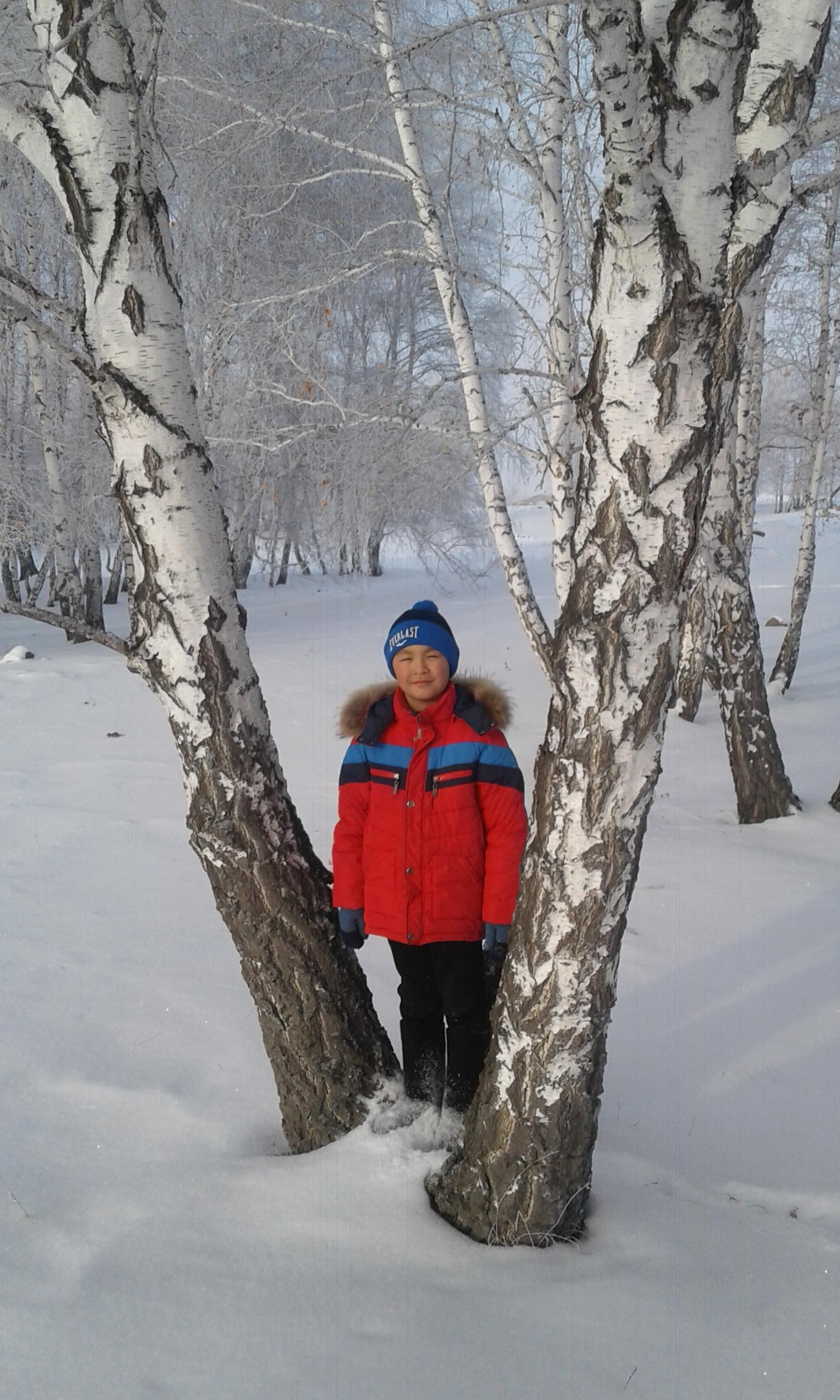 Снежное царство и я.. Зимний образ