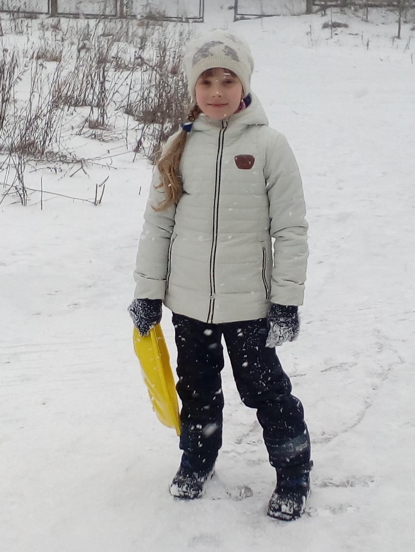 Зима - любимое время года!. Зимний образ