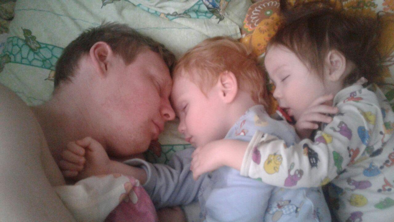 Сладкая троица. Спокойной ночи! Кто спит слаще всего?