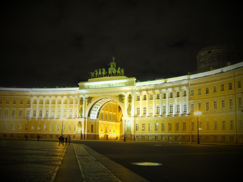 Арка Главного штаба, СПб.. Блиц: арки и ворота