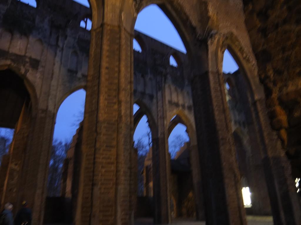 Мистические арки Домского собора.. Блиц: арки и ворота