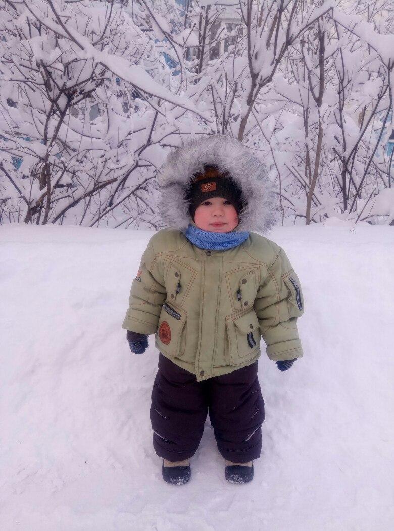 Мое зимнее чудо!. Зимний образ