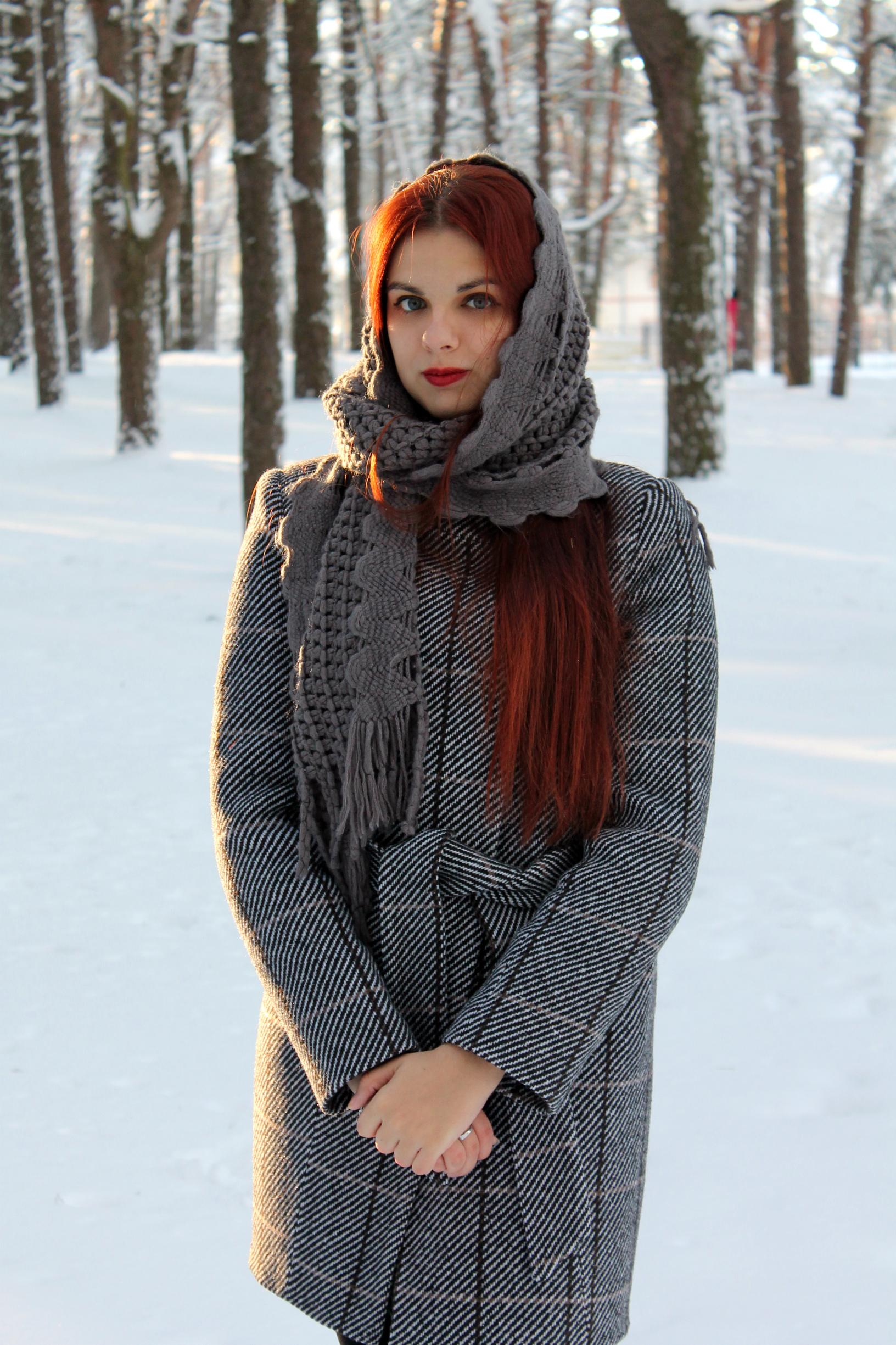 Русская душа. Зимний образ