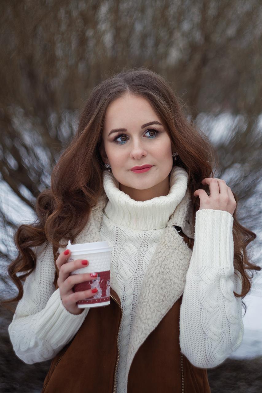 'Зимняя красавица'. Зимний образ