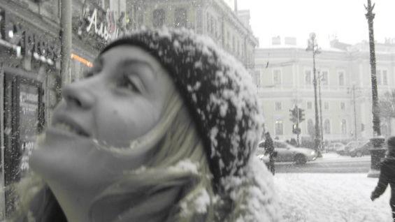 Чем пахнет снег?. Зимний образ