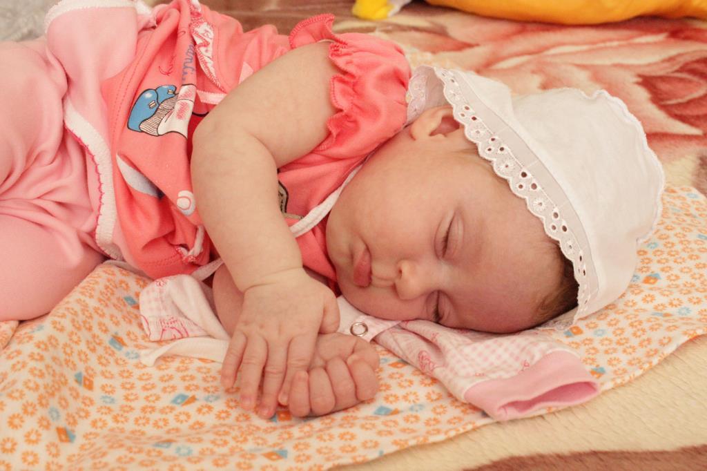 Сладкий сон псле активной прогулки. Спокойной ночи! Кто спит слаще всего?