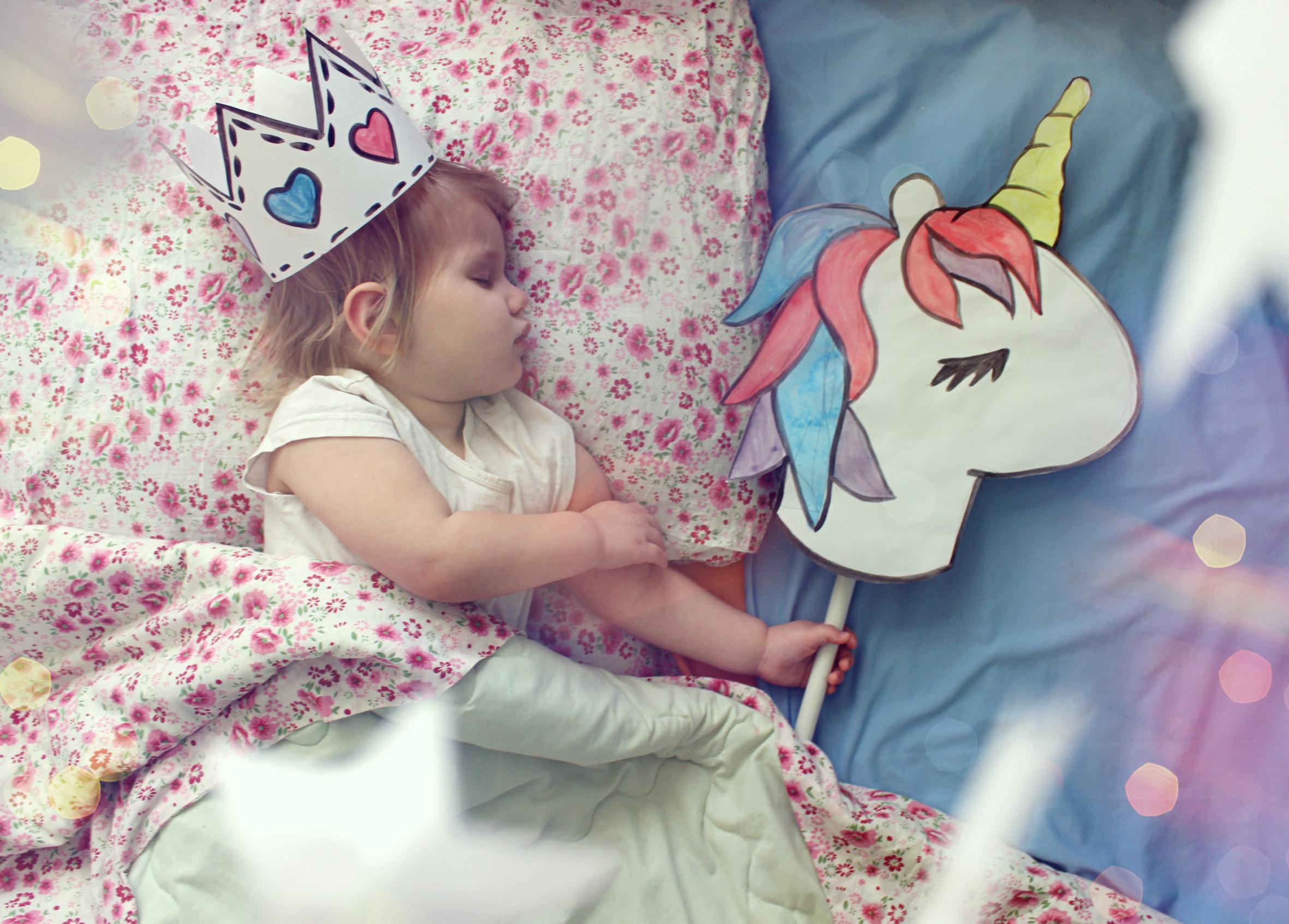 В мире волшебства. Спокойной ночи! Кто спит слаще всего?