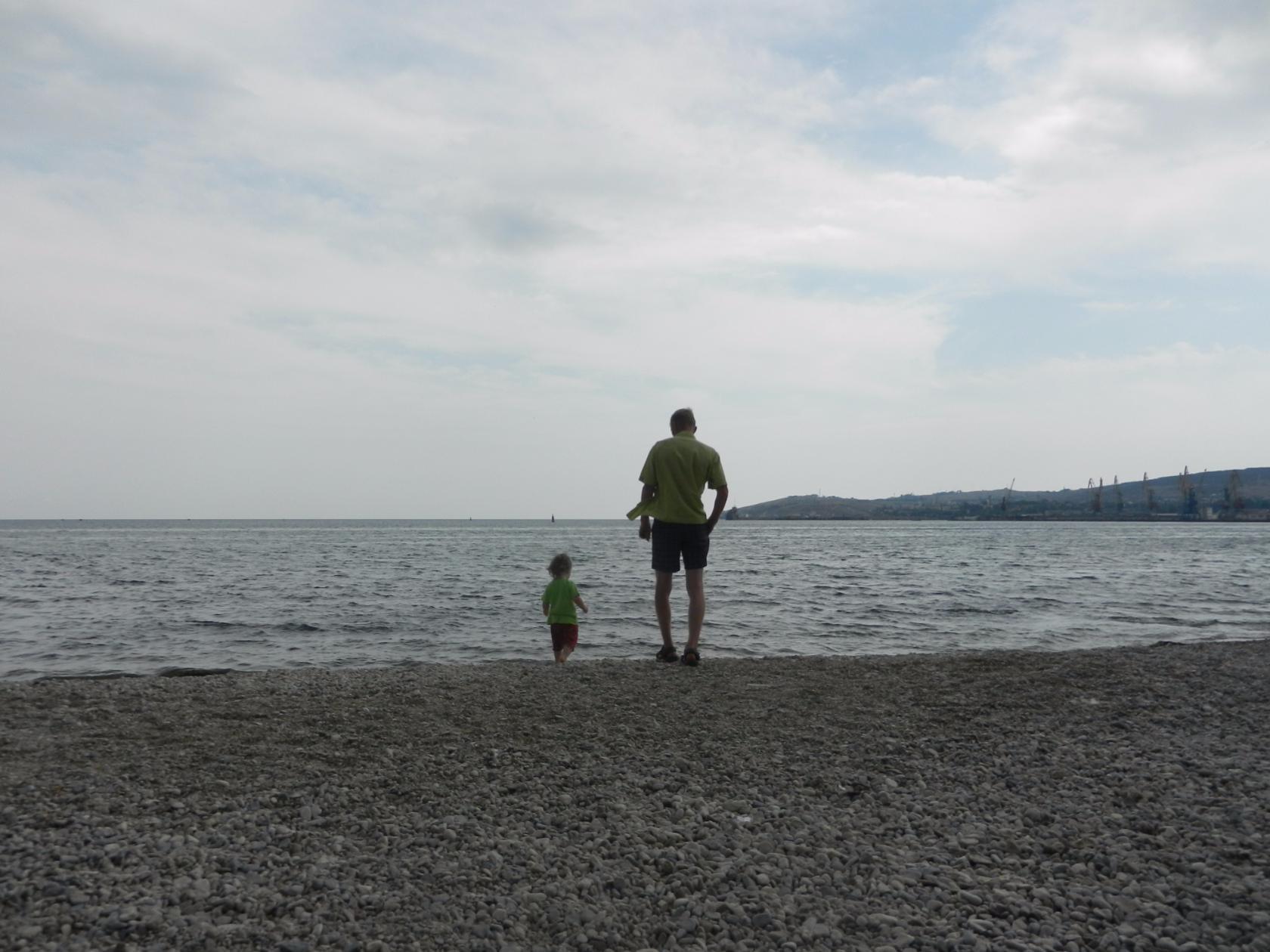 У моря перед грозой. Страшно... но прекрасно. . Делай жизнь ярче вместе с DryDry