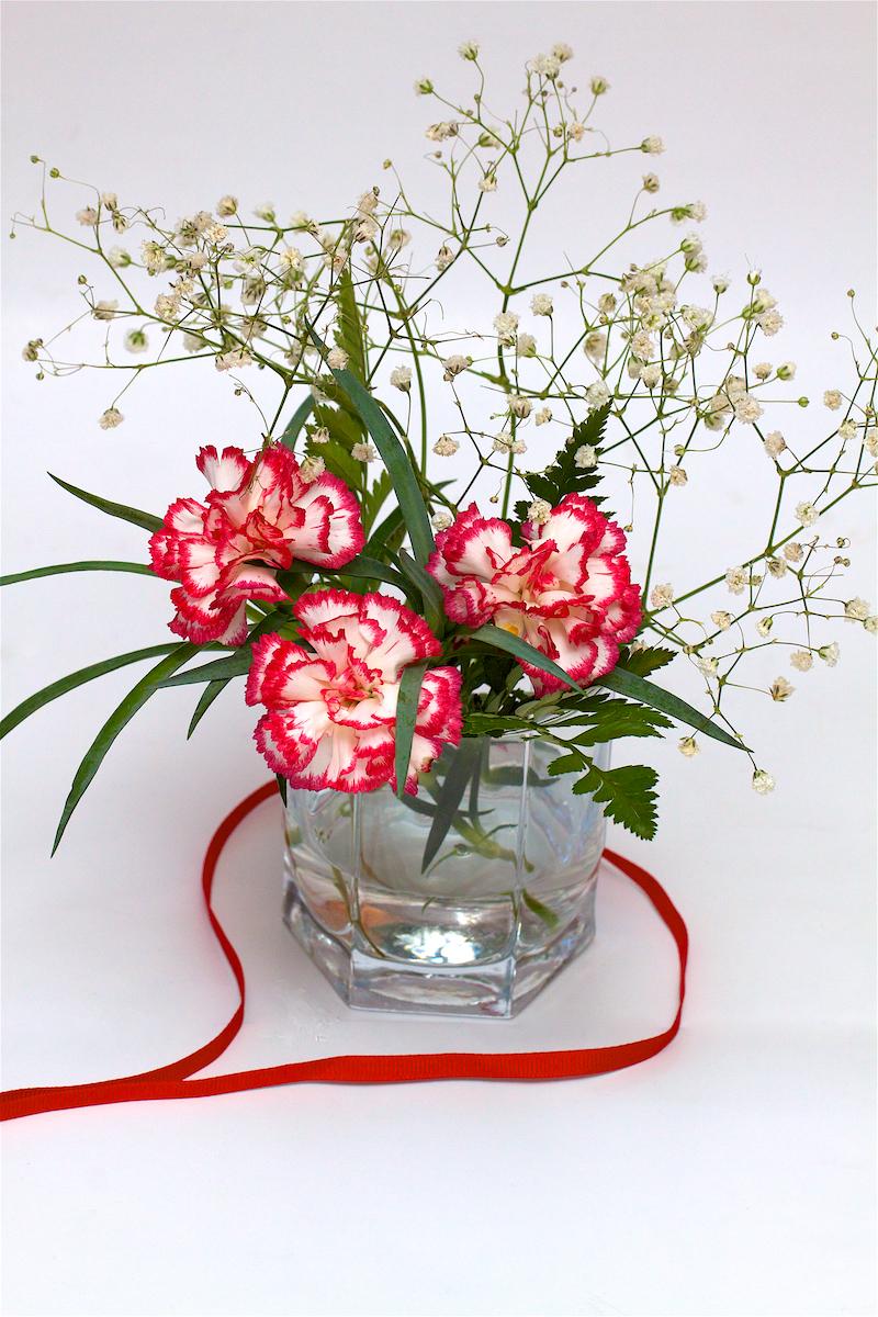Букет 'Нежность'. Блиц: весенние цветы