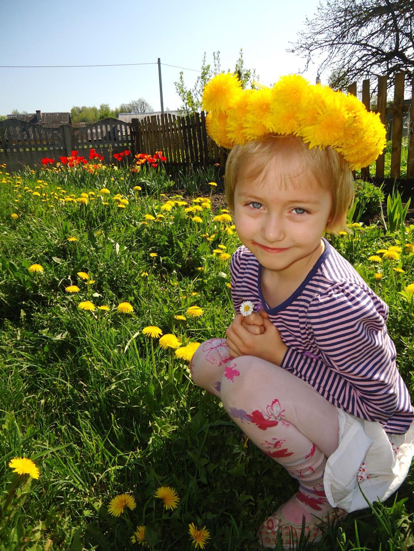 Желтое настроение.... Ждем лето!