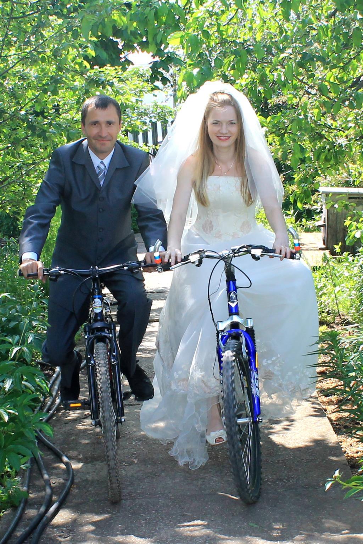 Наш драйв - наш велосипедно-свадебный кортеж!. Делай жизнь ярче вместе с DryDry
