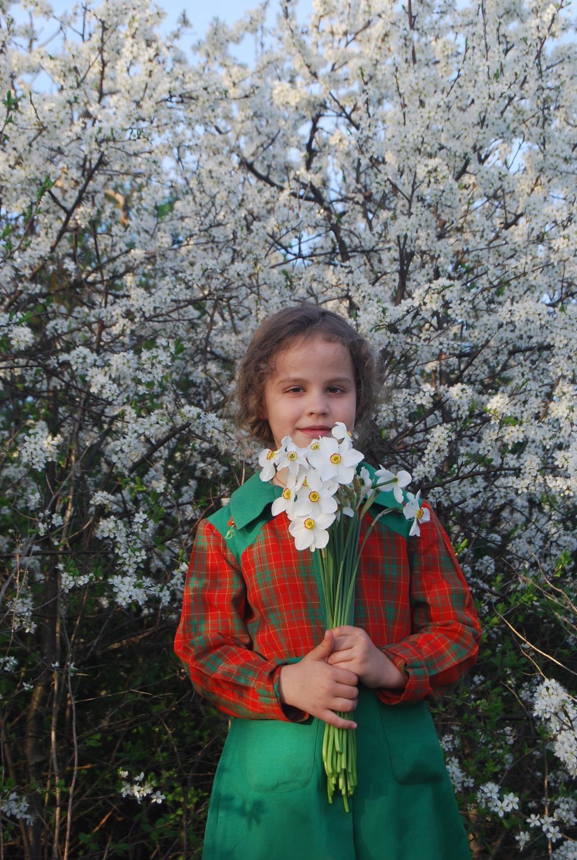 Цветы, цветы...Весна, весна.... Ждем лето!