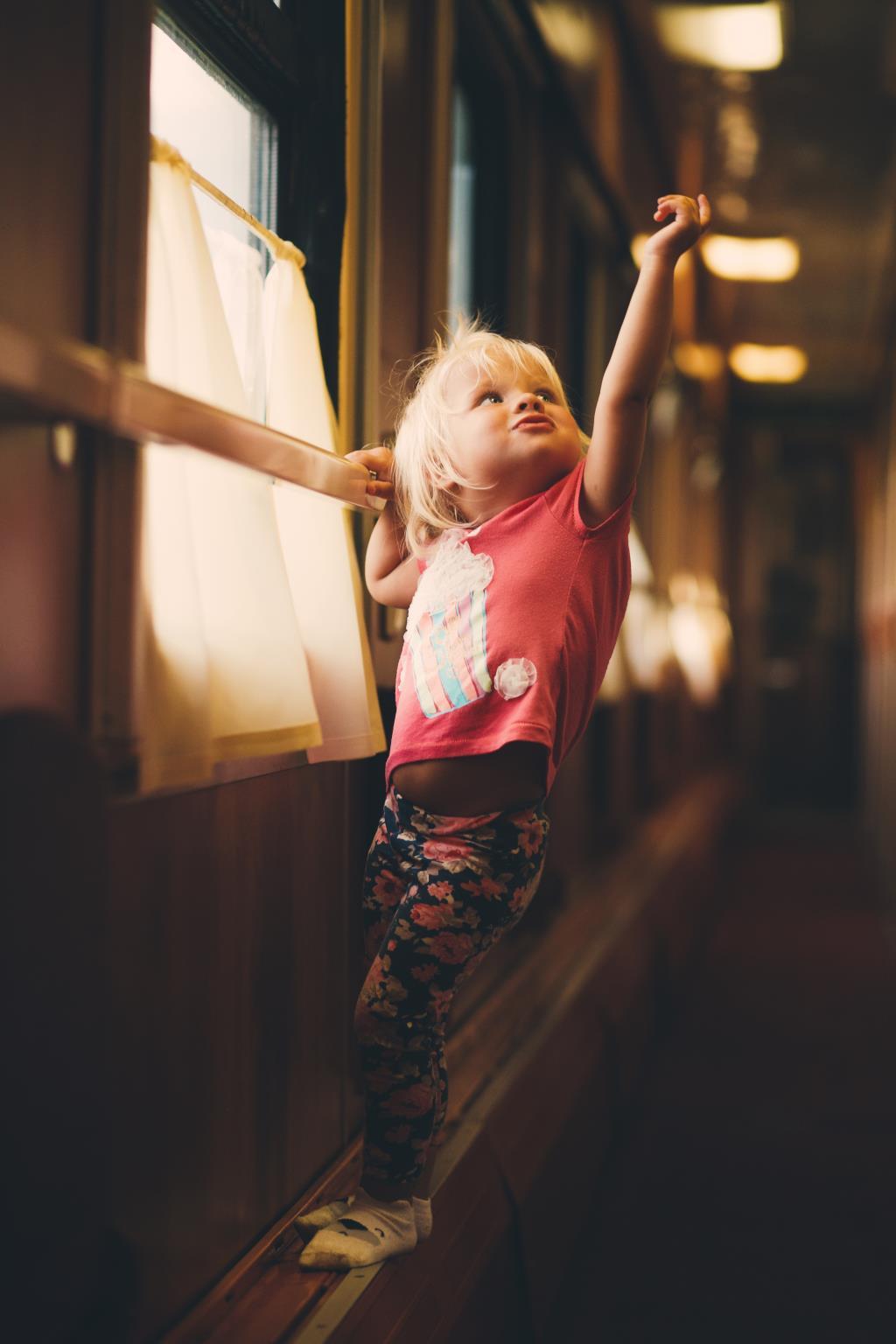 В поезде всегда тепло. Открываем мир!