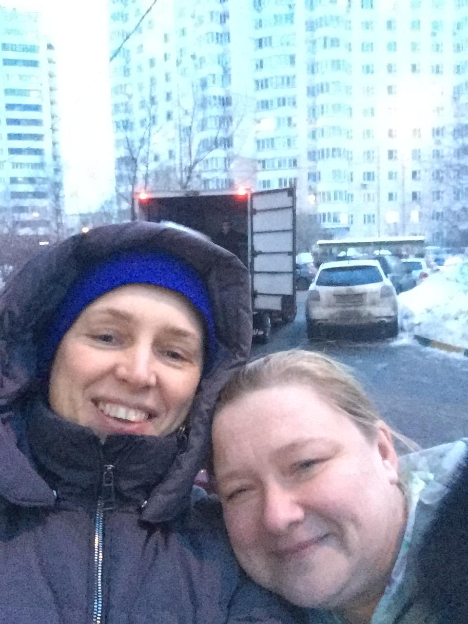 Две Ленки встретились в Сердечном проекте 2018.