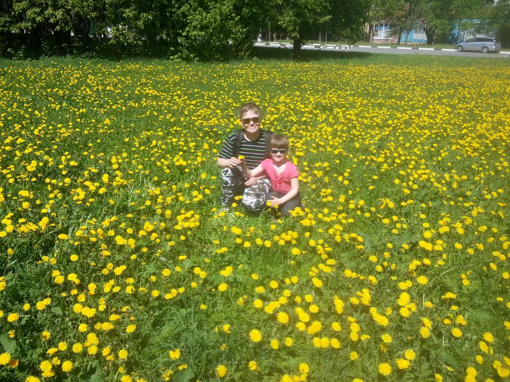 Ждем лето. Мои цветы жизни. Ждем лето!