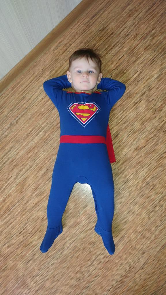 Устал спасать мир). Мой супергерой