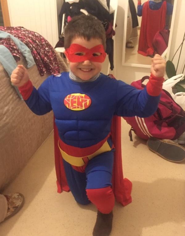 ??? ?????-?????. Мой супергерой