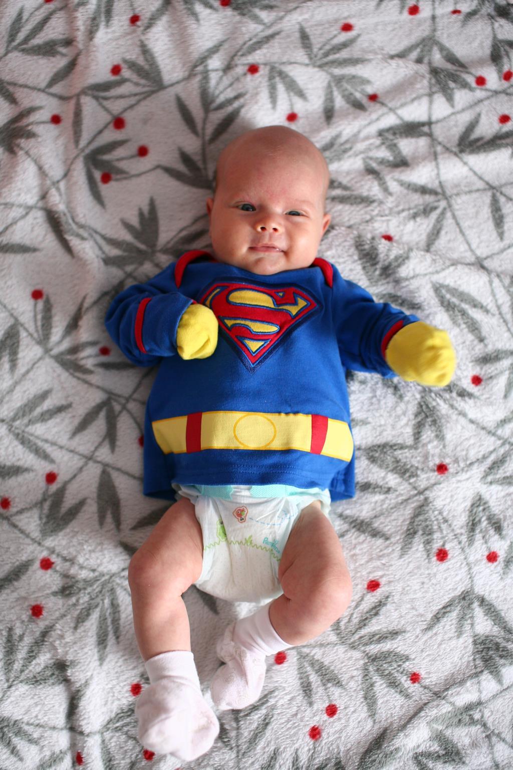 Маленькая супервумен. Мой супергерой
