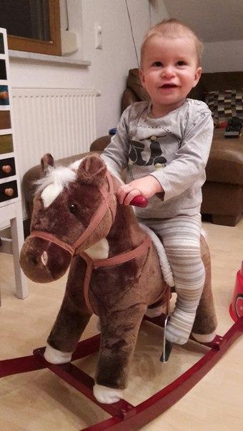 Я люблю свою лошадку!. Веселая игра