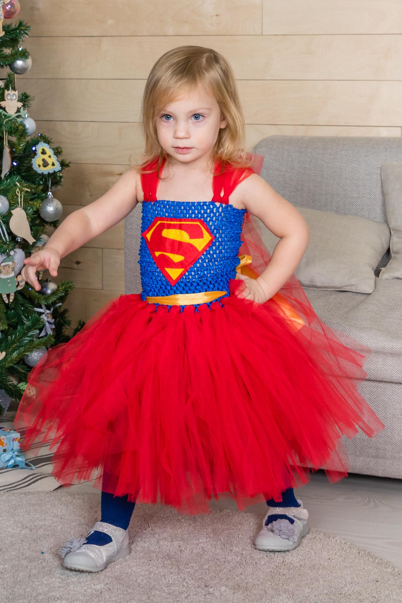 Супергероиня спешит на помощь!. Мой супергерой