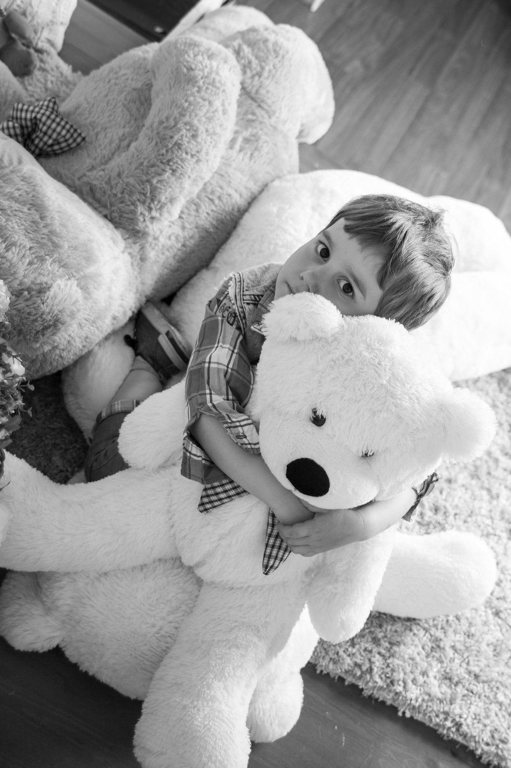 Любимый медведь. Веселая игра