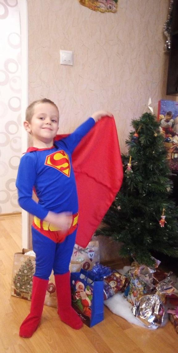 Демид герой!. Мой супергерой