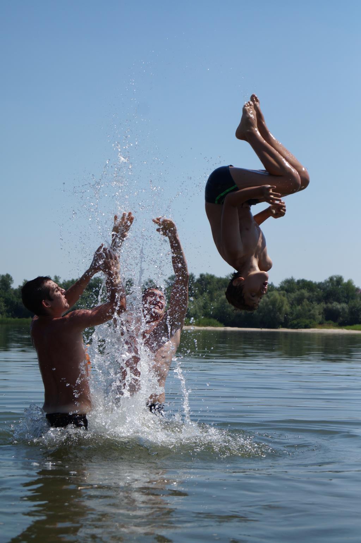 летние развлечения. Делай жизнь ярче вместе с DryDry