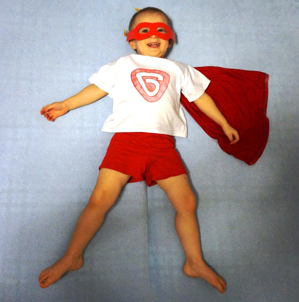 Супергерой  Даня спешит на помощь!. Мой супергерой