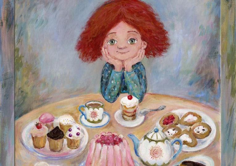 Пироги и пряники вкусный праздник фонда Созидание