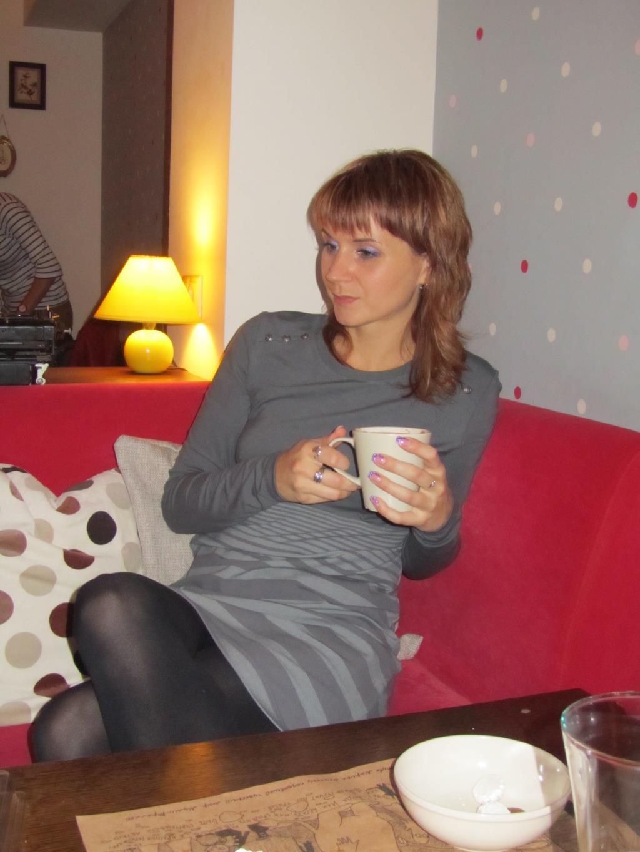 Задумчивый вечер за чашкой чая. За чашкой чая