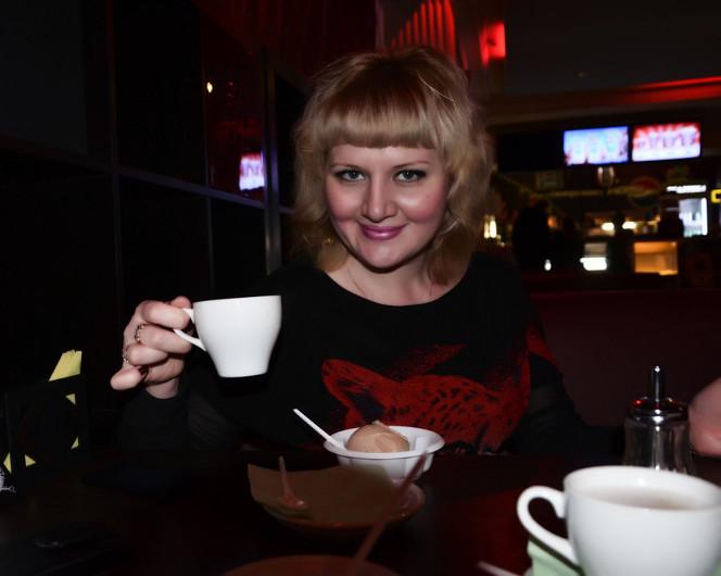 За чашечкой чая с бергамотом с ложечкой пломбира!. За чашкой чая