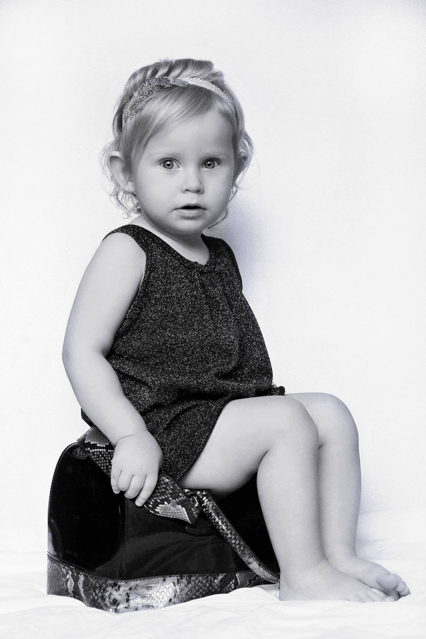 У маленькой леди, должна быть большаааая сумка!. Все свое ношу с собой!