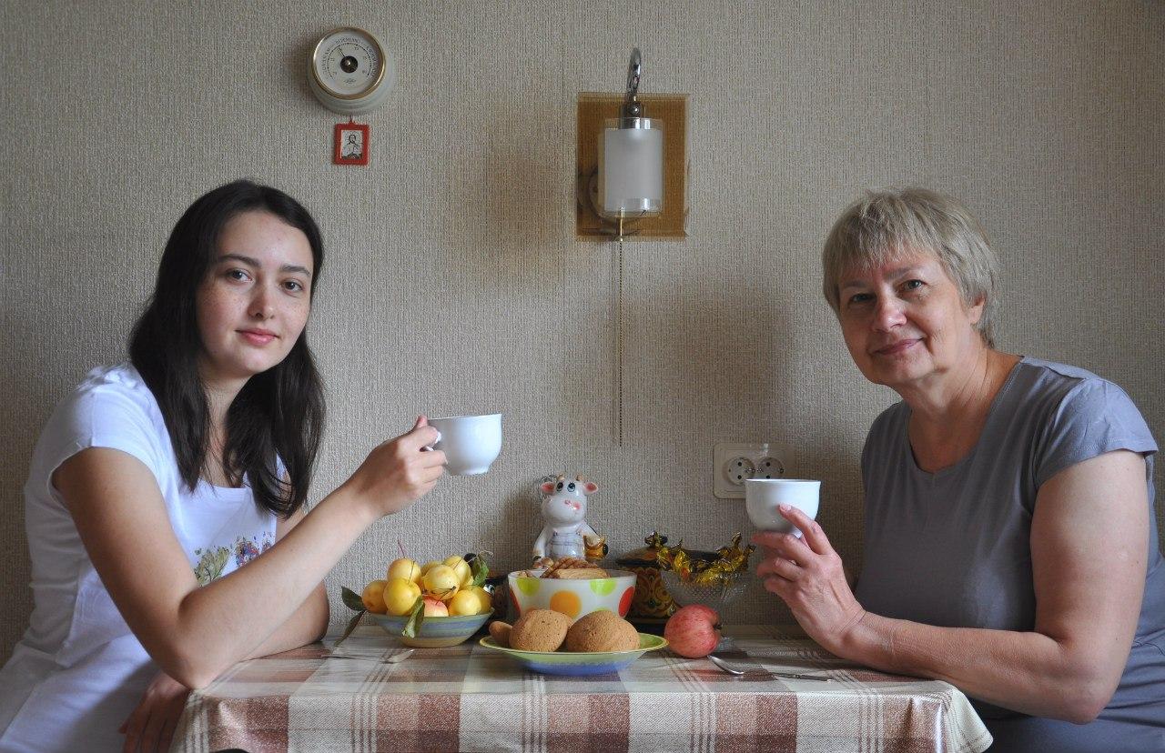 Чайные традиции. За чашкой чая