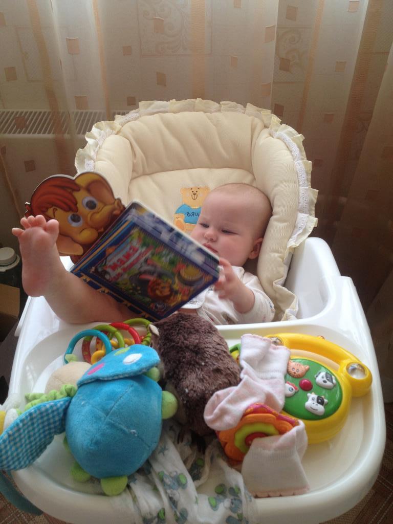 Босс . Мои первые книжки и игрушки