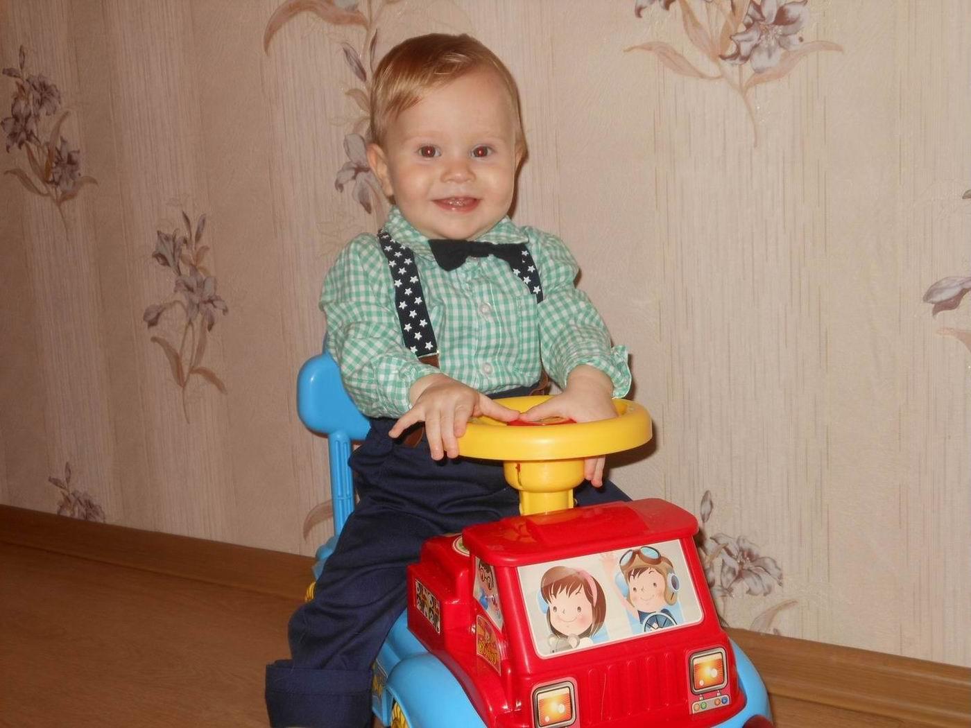 Юный гонщик. Мои первые книжки и игрушки