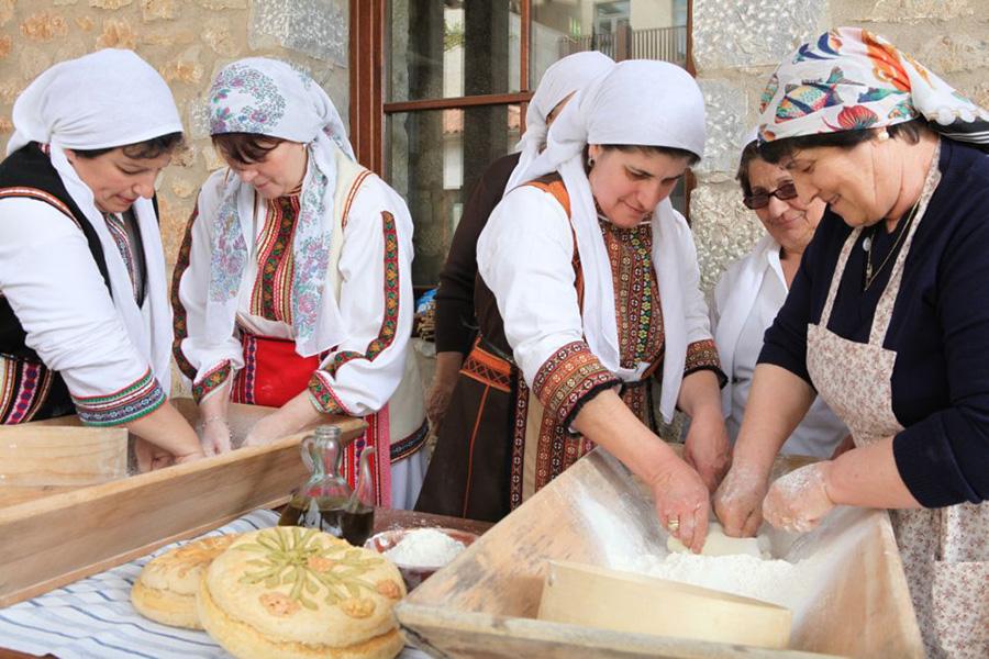 Кулинарный мастер-класс в Costa Navarino