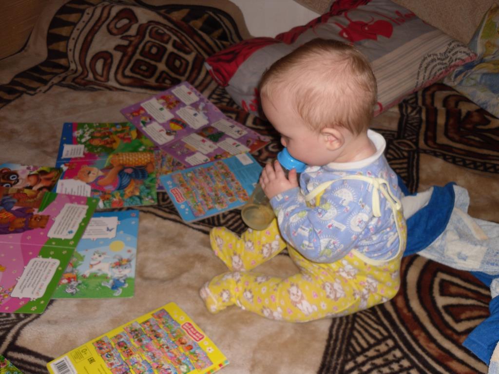 Наши первые книжки.. Мои первые книжки и игрушки