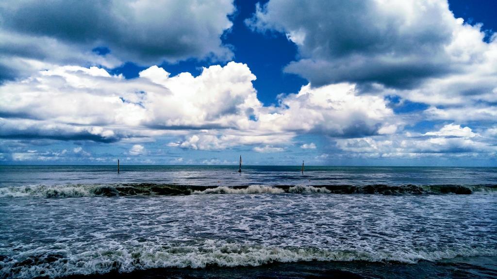 Облачная синева. Блиц: небо в облаках