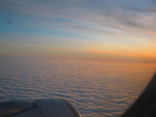 Заоблачная высь. Блиц: небо в облаках