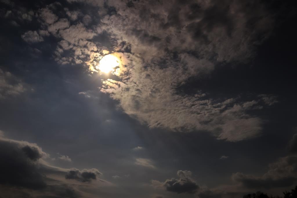 Небо в облаках. Блиц: небо в облаках