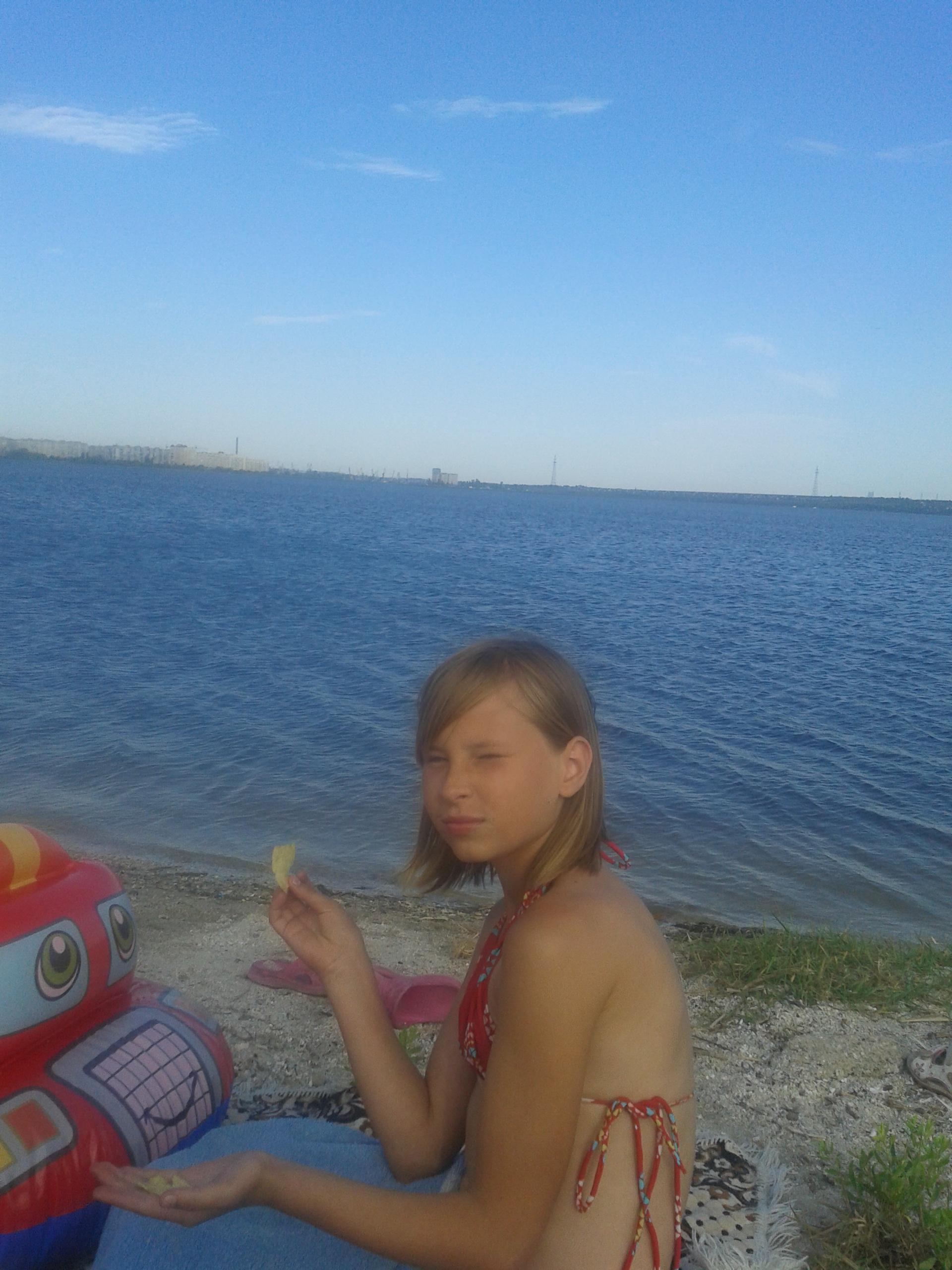 Николаев. Наше лето