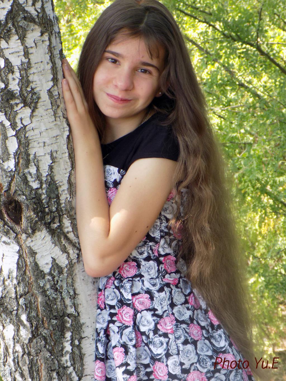 Лесная фея Елена. Наше лето