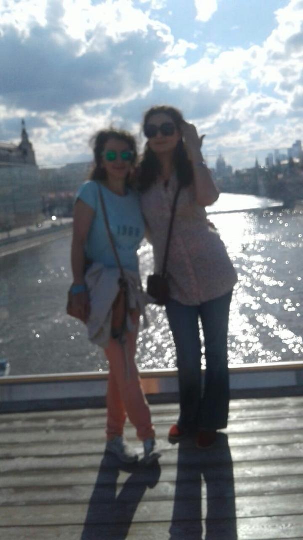 Лето в Зарядье :) . Наше лето