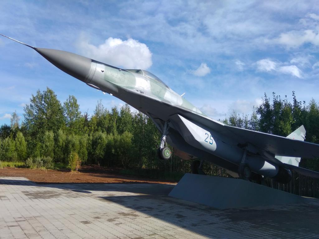 Миг 25. Блиц: самолеты