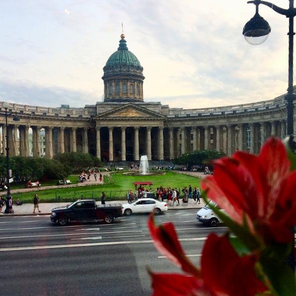 Казанский кафедральный собор, Санкт-Петербург. Блиц: храмы