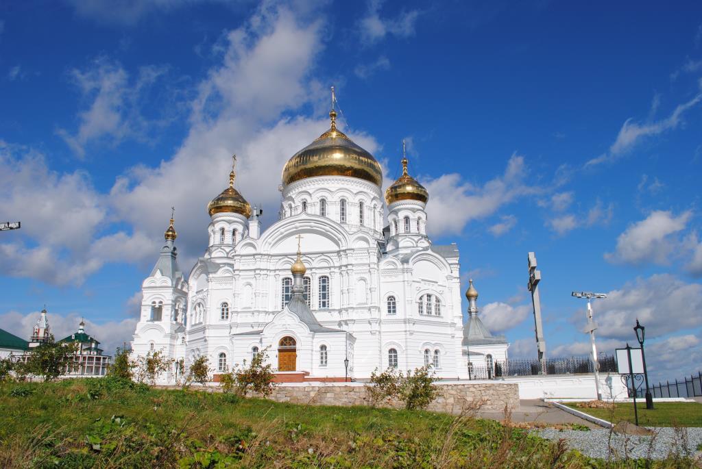 Белая гора, Пермский край. Блиц: храмы