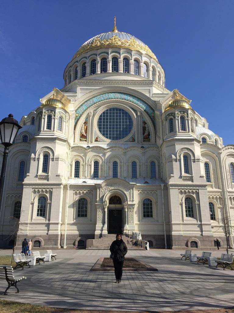 Величие и мощь Морского Никольского собора. Блиц: храмы
