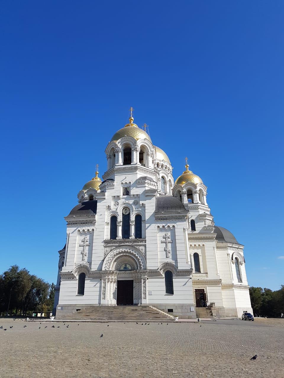 Вознесенский собор, третий по величине в России. Блиц: храмы