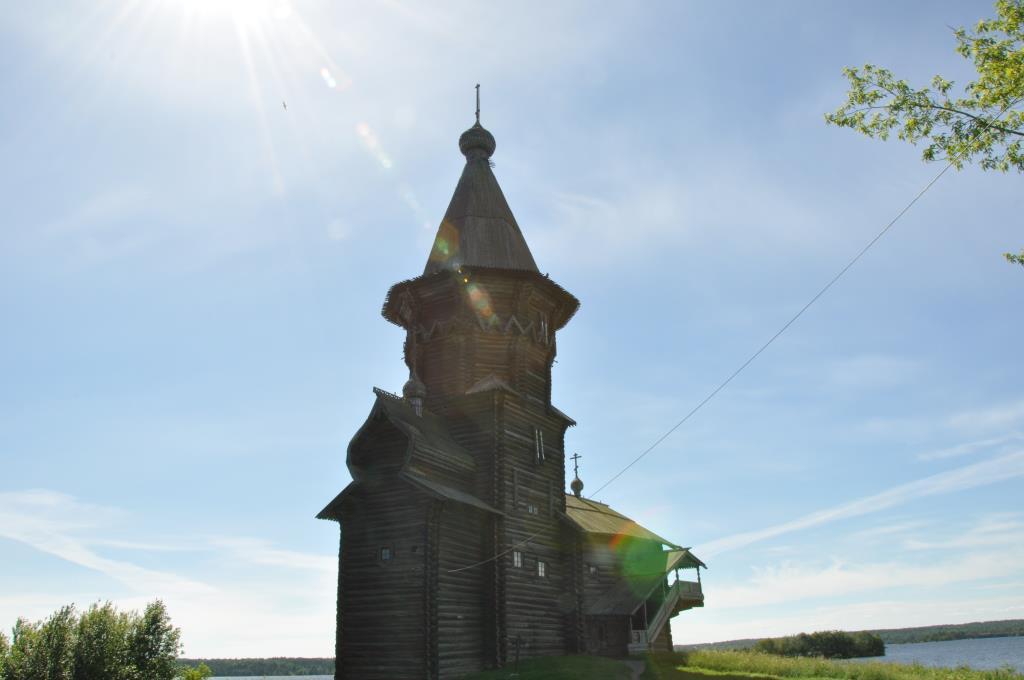 Успенская церковь,Кондопога.Остались только фото:(. Блиц: храмы