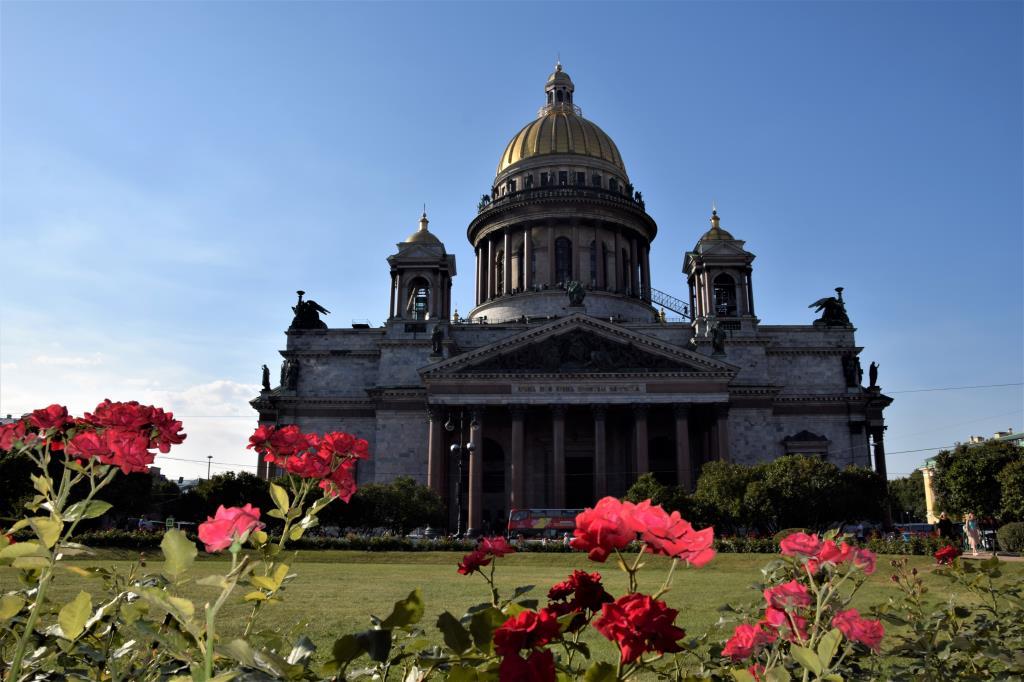 Величие Исакиевского собора. Блиц: храмы